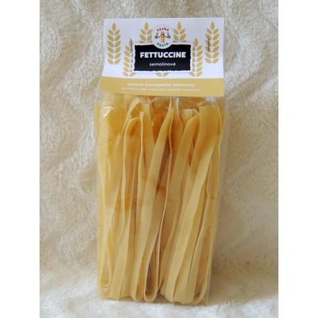 Fettuccine semolinové